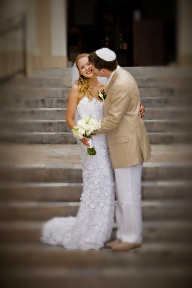 Jewish Destination Wedding at St. Thomas
