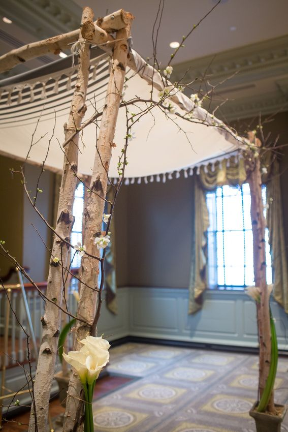 Unique Jewish Wedding Chuppah Handmade