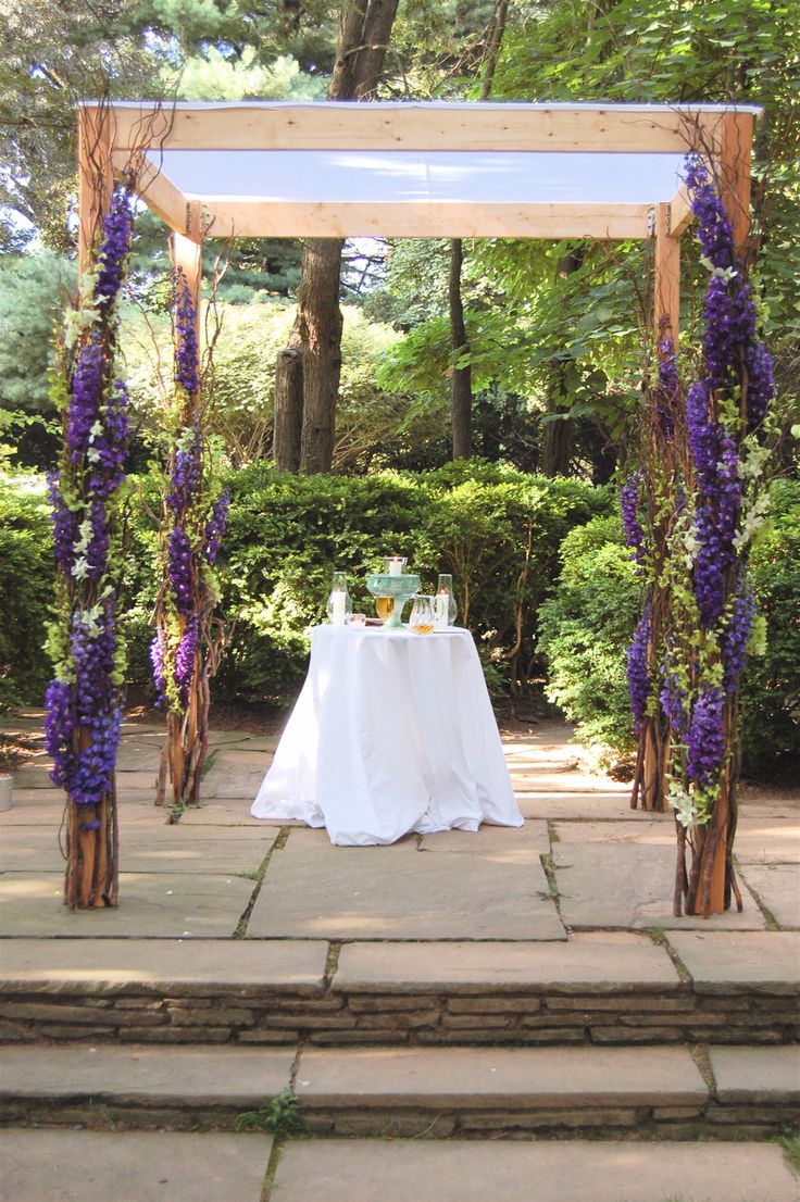 chuppah-simple